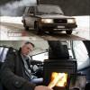 Eközben Oroszországban, fafűtéses Volvo
