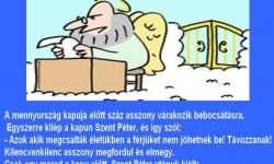 A nagyon rutinos Szent Péter