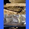 Meseszép hajó, 17 év munkája egyetlen fából