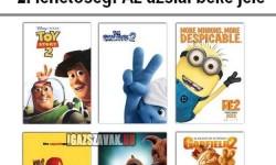 3 módja, hogy hogyan tervezik a mesefilm plakátokat