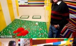 Ha ettől a valós méretű LEGO autótól le voltatok döbbenve, mit szóltok akkor ehhez?