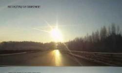 Oroszországban egy újabb meteorit-os nap!