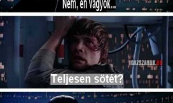 Star Wars – Luke, én…