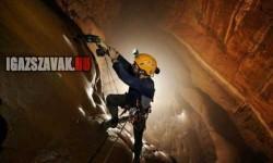 A világ legnagyobb barlangja