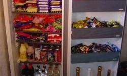 Alapvető élelmiszerek a hűtőben