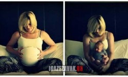 Anyuka akkor és most