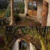 Az igazi hobbit házikó