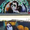 Félelmetesen jó mexikói graffitik