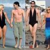 Jim Carrey felesége fürdőruhá(já)ban