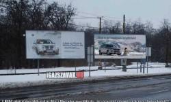 Mercedes vs BMW avagy a Mercedes lecsapott!