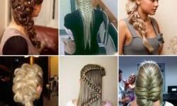 Nem mindennapi hajfonatok lányoknak