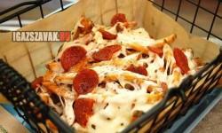 Pizzás sült krumpli – Fölfalnád?