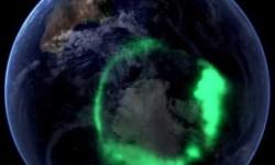 Sarki fény az űrből