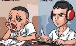 Tanulási idő vs Játék idő