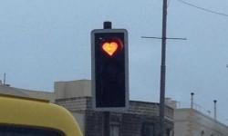 Valentin napkor minden hapsi, így látja a pirosat