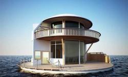 Egy ház amivel bejárhatjuk a világot