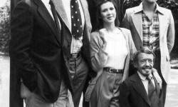 1978 – Han Solo, Darth Vader, Chewbacca, Leia, Luke és R2D2