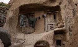 700 éves ház Iránban