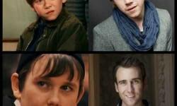 A Harry Potter szereplői, akkor és most