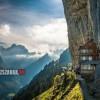 Bakancslistára felvenni! – Aescher Hotel, Svájc