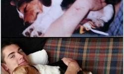 Megható fotók: Az első és utolsó nap, amit együtt töltöttünk