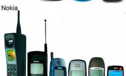 A mobilok fejlődése