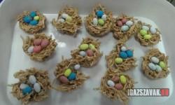 Egy kis húsvéti finomság, édesszájúaknak