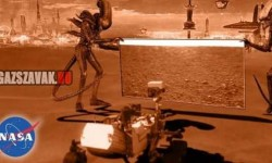 Eközben a Marson