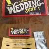 Esküvői meghívó, jól csinálod