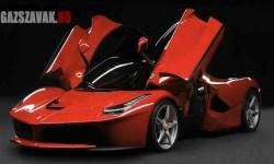Íme az új Ferrari!