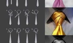 Nem mindennapi nyakkendő kötés