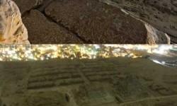 Soha nem látott fotók a Nagy Piramis tetejéről
