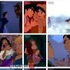 Szerelmespárok a Disney mesékben