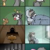 Utolsó rész a Tom és Jerry -ből!