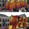 Virágkarnéváll Hollandiában