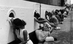 Az utolsó csók – Egy kép a II. Világháborúból
