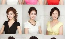 A 2013 Miss Korea szépségverseny első 20 helyezettje