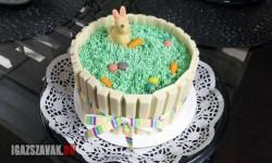 Csak egy húsvéti torta
