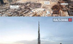 Dubai 2006 vs 2013