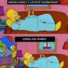 Homér vs Szombat