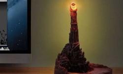 Sauron szeme asztali lámpa – Kéne?