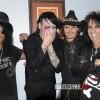 Slash, Marilyn Manson, Johnny Depp, Alice Cooper