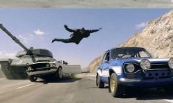 Falta a kocsikat a Halálos iramban 6 forgatása