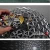 Tetra Pak dobozból lámpabura