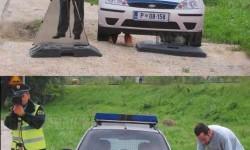 Trollkodás az autópályán