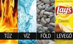 A négy alapelem
