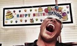 Dwayne The Rock Johnson – Születésnapi fotó