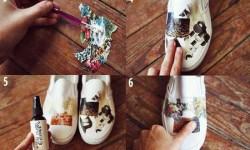 Így készíts egyedi, divatos cipőt a nyárra