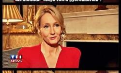 A legszebb dolog, amit J.K.Rowling-nak mondtak
