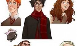 Ha a Harry Pottert a Disney rajzolta volna
